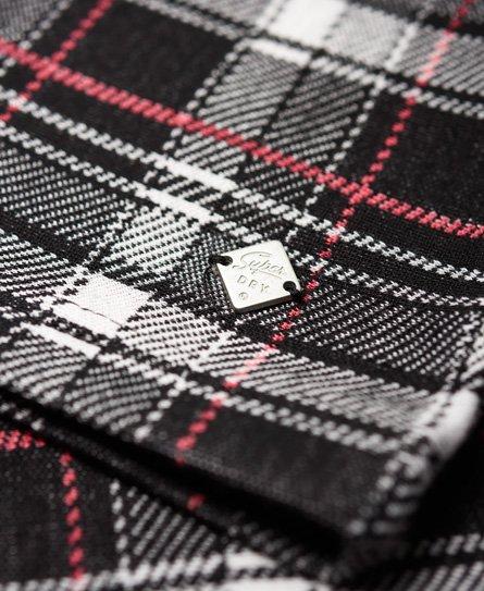 Superdry Minifalda a cuadros Edison