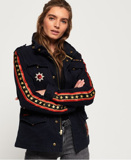 Superdry Veste Rock Royalty Rookie