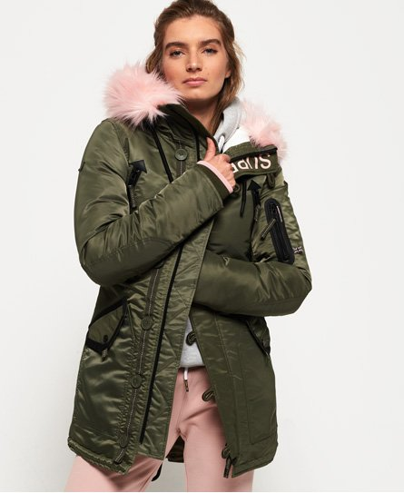 Superdry SDL-2 Parka Jacket