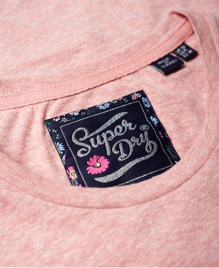 Superdry 67 Genuine Fade T-Shirt mit Stickerei