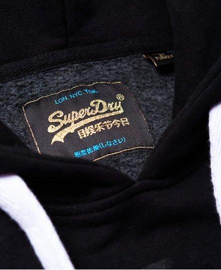 Superdry Vintage Logo Sparkle Chenille Hoodie