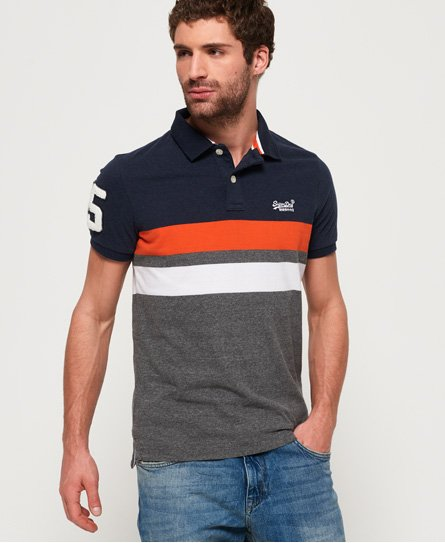 Superdry Classic Terrace Short Sleeve Polo Shirt