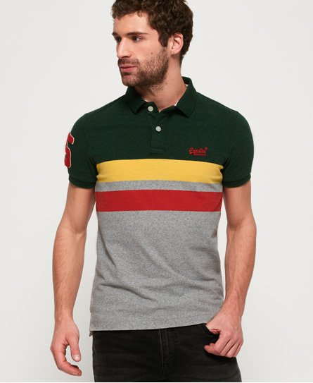 Classic Terrace Short Sleeve Polo Shirt79423