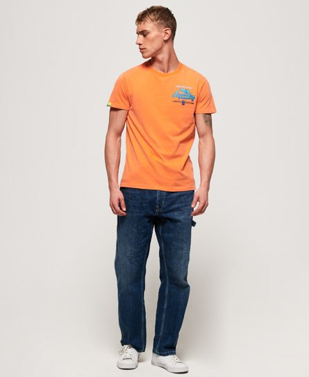 Superdry Limited Icarus Hyper Classics-T-skjorte