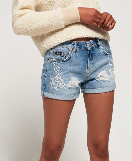 Superdry Short coupe boyfriend Steph
