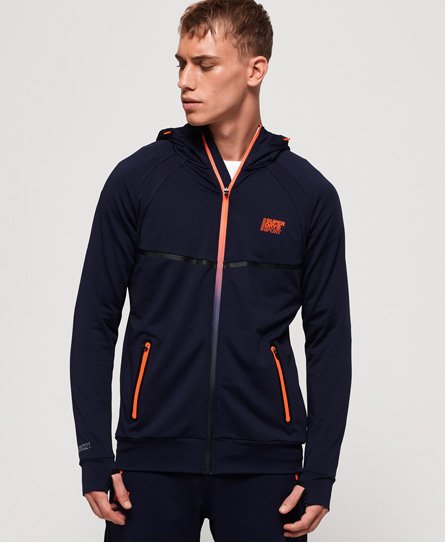 Superdry Training Zip Hoodie