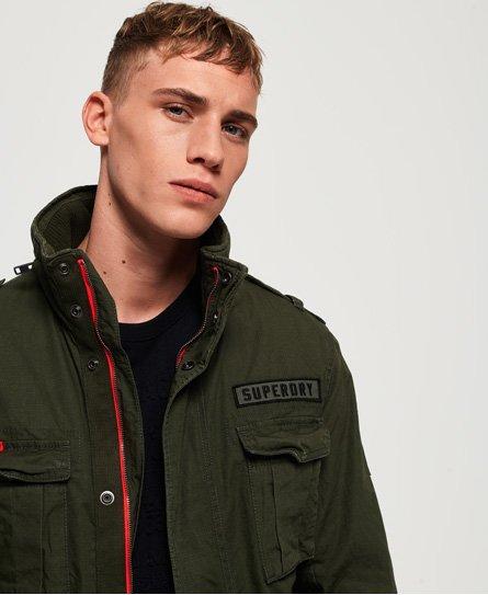 Superdry Black Label Rookie Classic Jacket