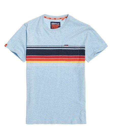 Superdry Cali Chest Band Pocket T-Shirt