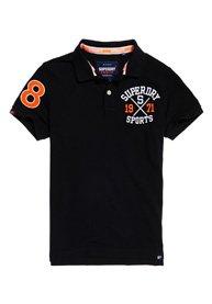 Superdry Classic Superstate Piké Polo-skjorte