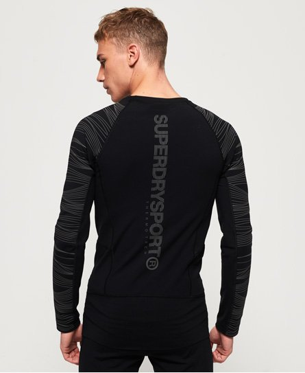 Superdry Performance Insulate Long Sleeve Top