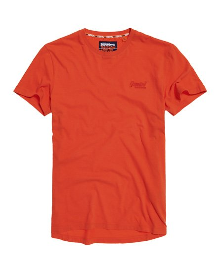 Superdry Lite T-Shirt aus der Orange Label Kollektion
