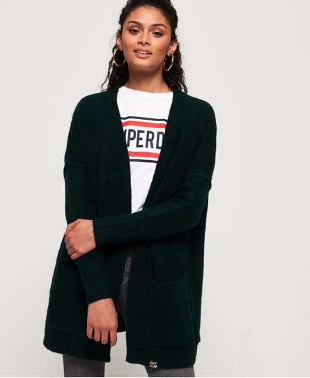 Superdry Eastern Rib Cardigan