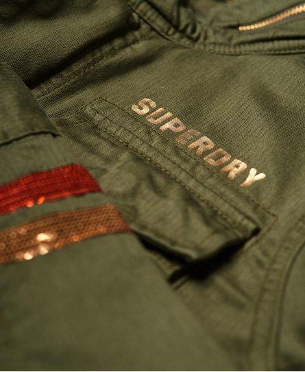 Superdry Glitter Rock Rookie Jacket