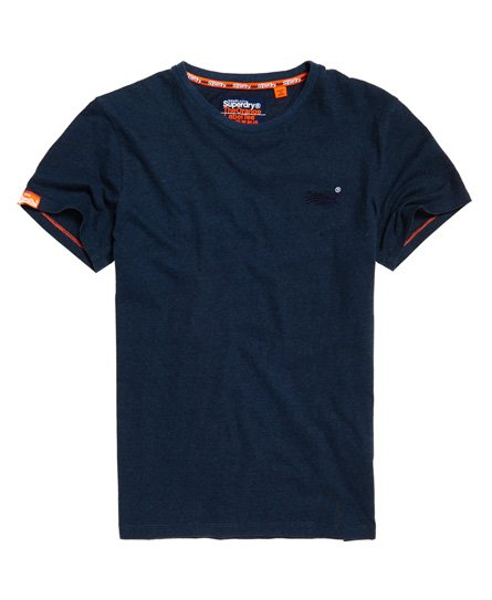 Superdry Orange Label Vintage geborduurd T-shirt