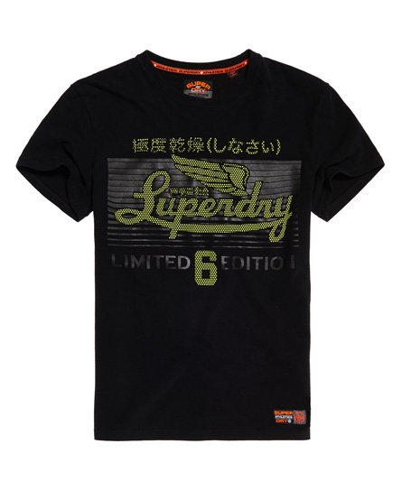 Superdry T-shirt Fade Limited Icarus