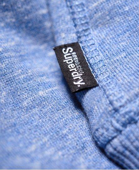 Superdry Shirt Shop Hoodie mit Paillettenbesatz