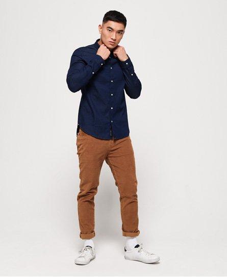 Superdry Tailored Indigo Slim Shirt