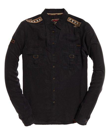 Superdry Lennox Military Shirt