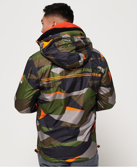 Superdry Hooded Polar SD-Wind Attacker