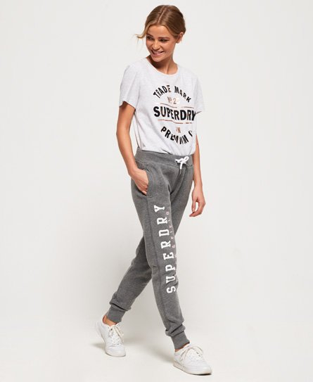 Superdry Track en Field joggingbroek