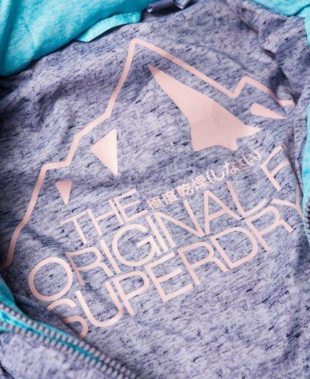 Superdry Offshore Chevron Fuji jakke