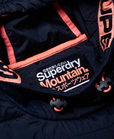 Superdry SD Storm Hybrid Hoodie mit Trichterkragen