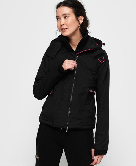 Pop Zip Hood Arctic SD-Windcheater