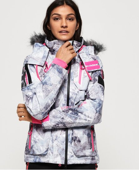 Superdry Veste Ultimate Snow Action