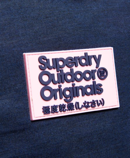 Superdry Jersey Colour Block Montana -reppu