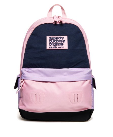 Superdry Jersey Colour Block Montana Rucksack