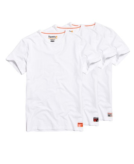 T-shirt Laundry Slim in confezione da tre Superdry.109519