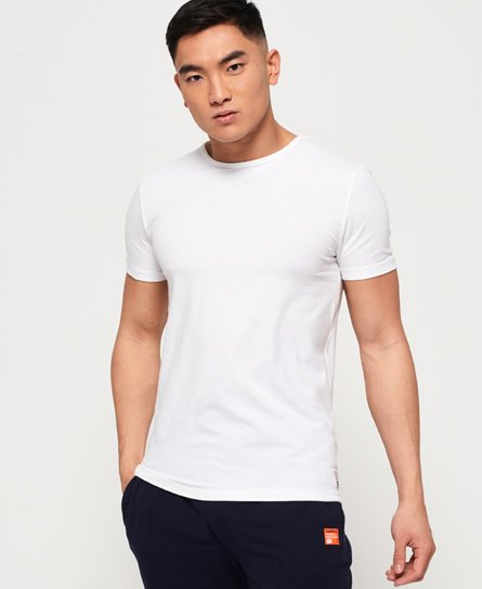Superdry T-shirt Laundry Slim in confezione da tre Superdry.