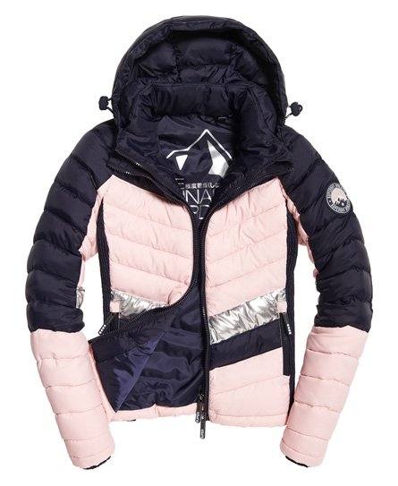 Superdry Offshore Chevron Fuji jas