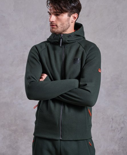 Superdry Sweat à capuche Gym Tech Pique