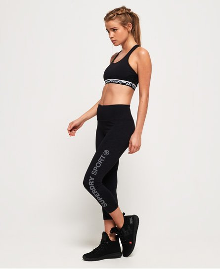 Superdry SD Core Sport Essential Capri legging