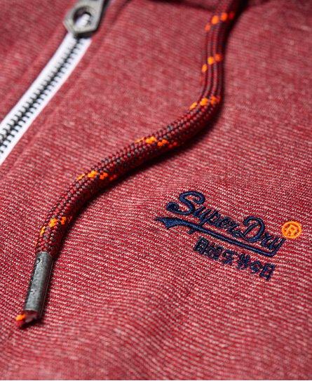 Superdry Felpa con zip e cappuccio Orange Label