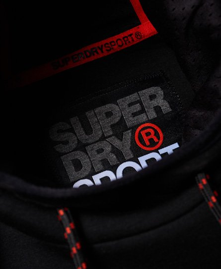 Superdry Gym Tech Stretchhoodie