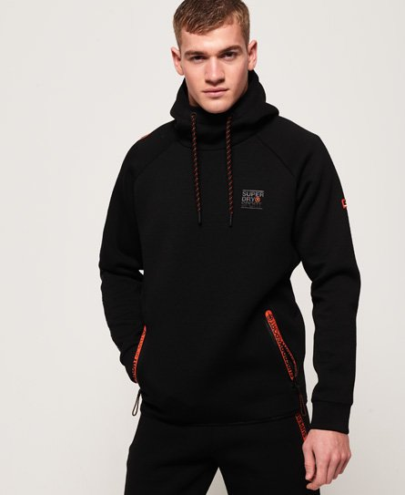 Superdry Sweat à capuche en stretch Gym Tech