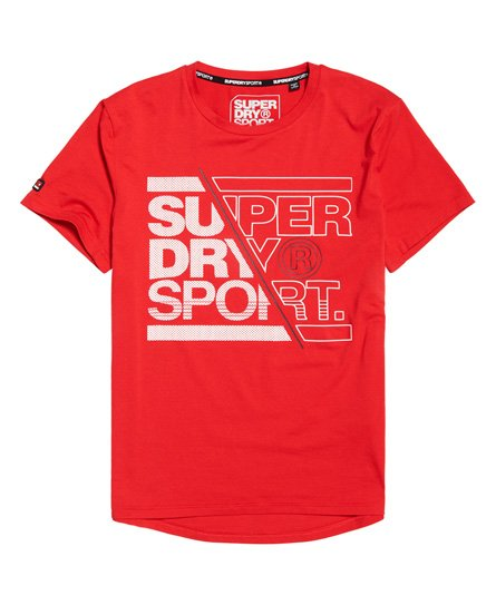 Superdry Core Graphic -T-paita