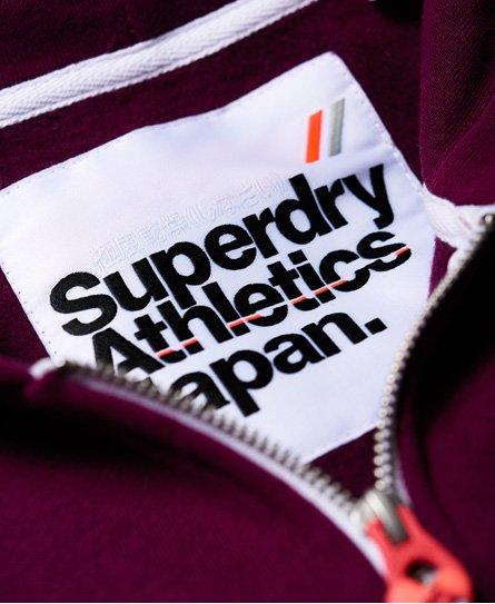 Superdry LA Athletic Kapuzenjacke