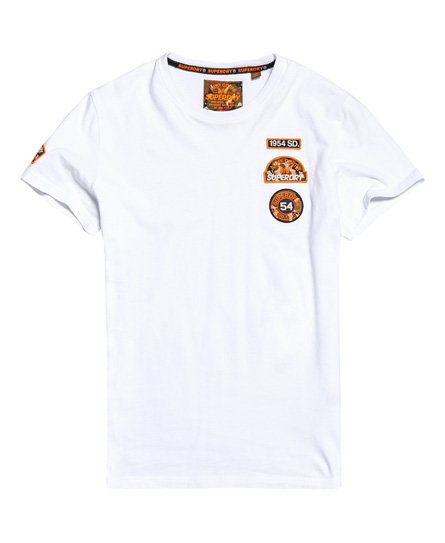 Superdry Patched T-Shirt