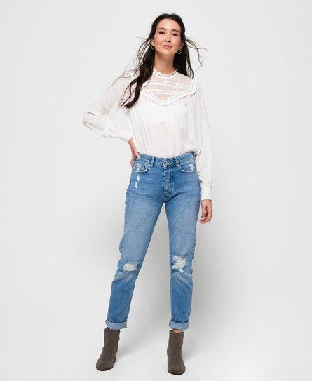 Superdry Harper Boyfriend-Jeans