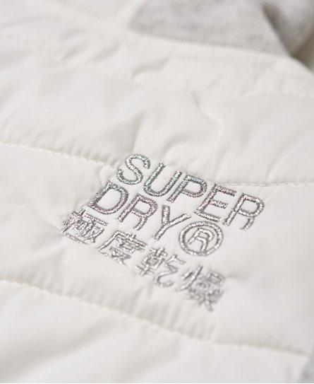 Superdry SD Storm Hybrid Funnel Hoodie
