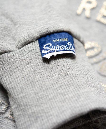 Superdry Vintage Logo Hoodie mit Prägung