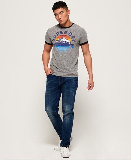 Superdry 76 Ringer T-Shirt