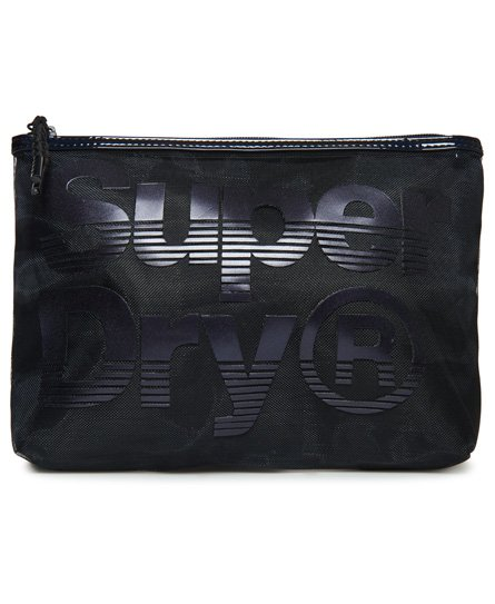 Superdry Trousse in mesh