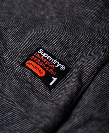 Superdry SD Laundry Organic Cotton Grandad Top