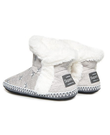 Superdry Slipper Boots
