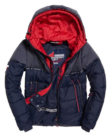 Superdry Giacca neve Sartorial