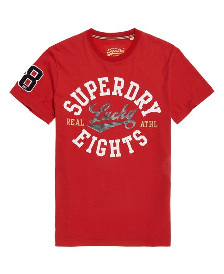Superdry Lucky Eights Varsity CNY T-Shirt
